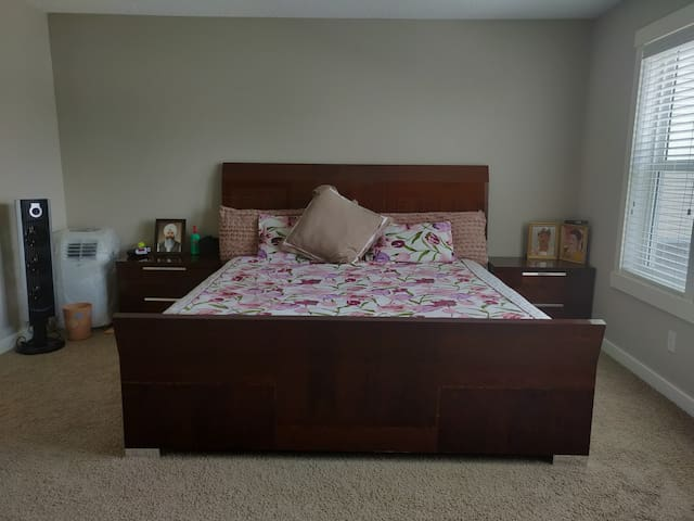 Two bedrooms close to Spruce Meadows, I occupy 3rd