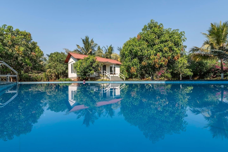 Petfriendly pool villa in Karjat