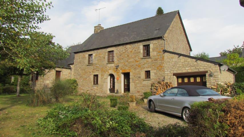 29 La Nouette - Plémet - House