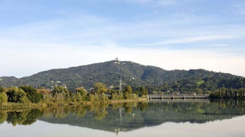 Villetta nel verde della Collina Torinese - San Mauro Torinese - Villa