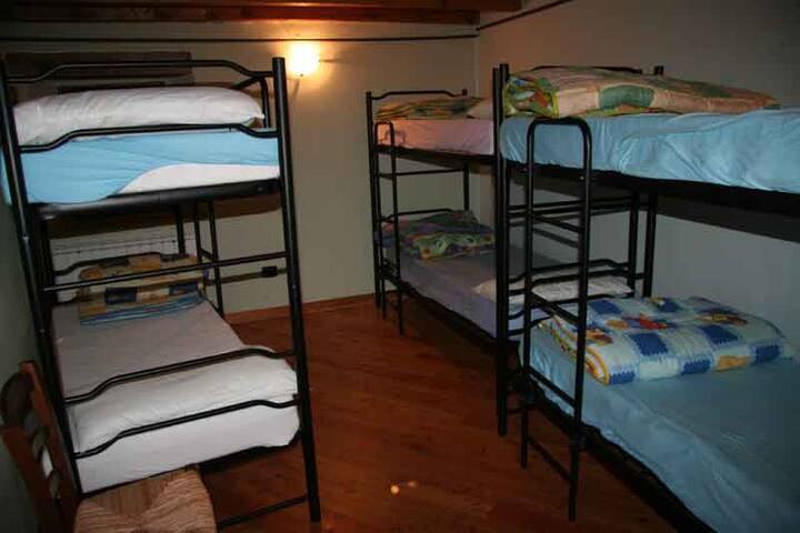 Camera da letto - primo piano
