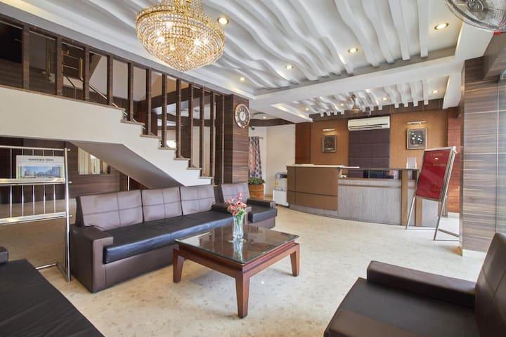 CHAS Rajdarbar Hotel & Banquets - Darjeeling - Hotel butik