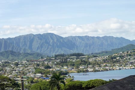 Upscale Windward Retreat - 卡内奥黑(Kaneohe)