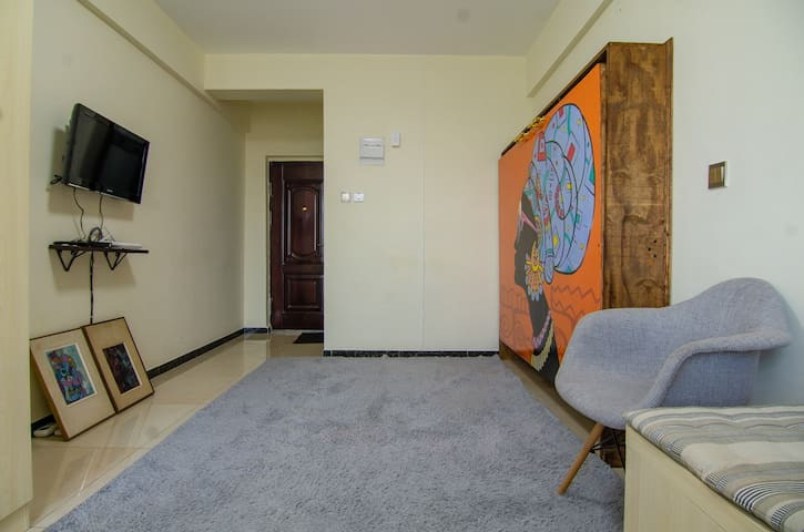 Tilili Studio Apartment in Kilimani, Valley Arcade