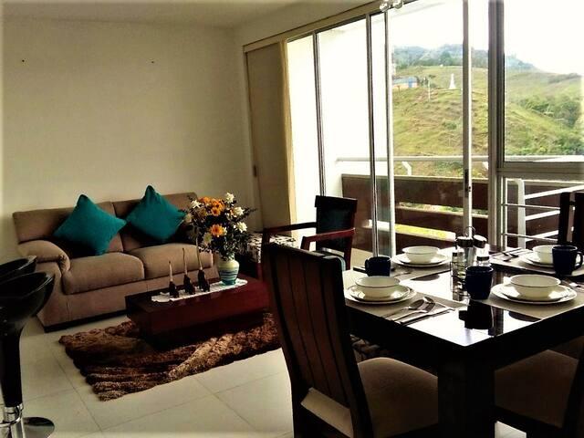 Condominio Abadías T2 - 1104. 3 Habitaciones