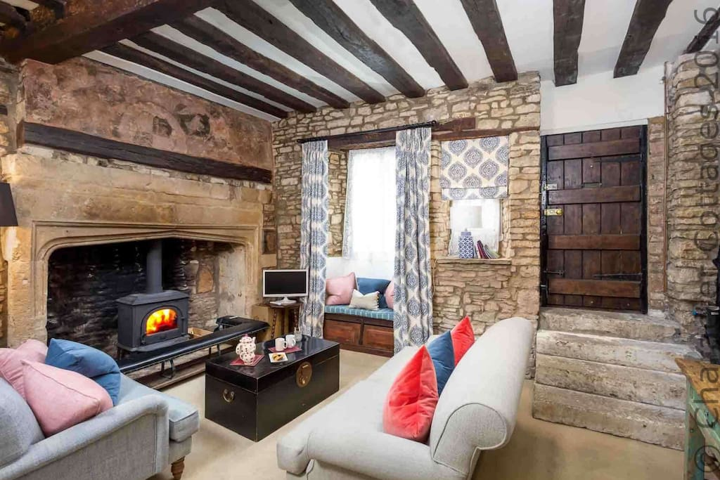A stunning property, dating back to the 15th century
