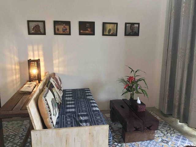 #5 Apartment terrasse meublée + petit déjeuné