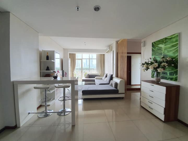 Luxury Condominium in Central Jakarta
