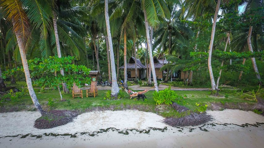 Surfing Carabao Beach House 1 - General Luna - Bungalow