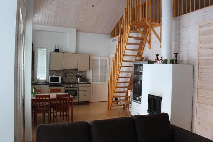 Cozy House in Kerigolf club