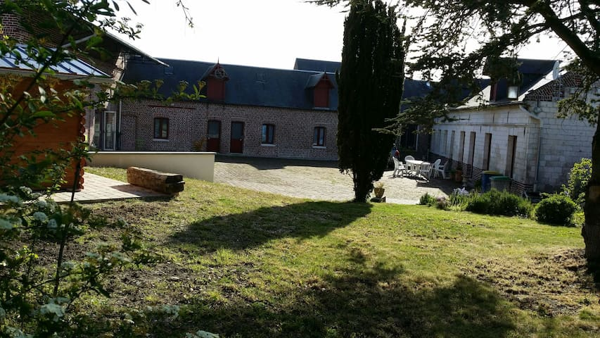 Très beau studio proche Arras 62 - ACHICOURT - Huoneisto