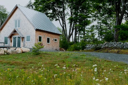 Cottage at Galusha Hill Farm, a secluded retreat