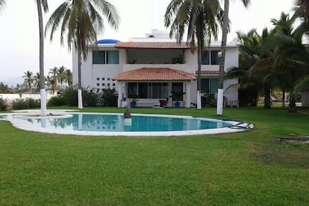 Relax House Near AcapulcoTown (about 30 minutes)