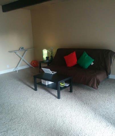 Private Room @20 min SF City & SFO - Hayward - Bed & Breakfast