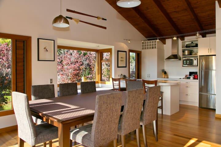Tongariro Lodge Executive Villa