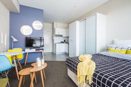 Modern Executive Apartment: 6 mins to the beach! - Randwick