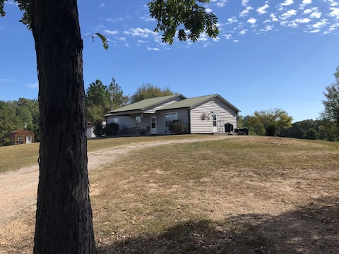 Sunshine Farms , 6 acres ,Great fishing lots to do