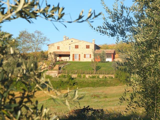 Landhaus L'Upupa - Fossatello - Casa