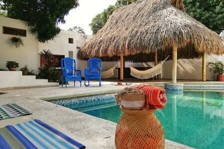 Casa Alma, piscina privada y BBQ