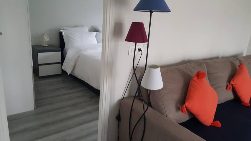 Appartement Moderne&Coconing | 30 minutes de Paris