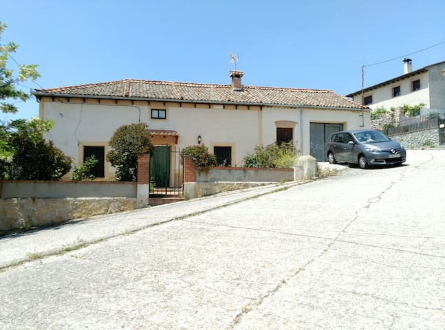 Lovely country house in Segovia - Villovela de Pirón - Hus