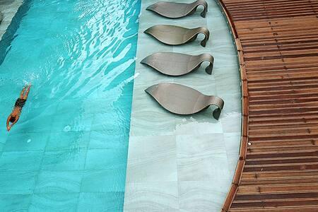 Boracay Luxury 1 Bedroom Suite Beachfront Stn 3 - Malay