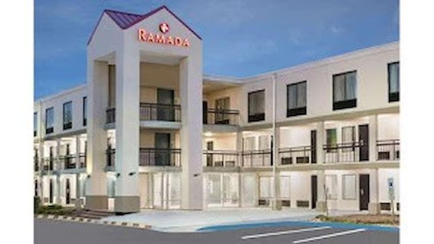 Welcome Home! Its Perfect Its Ramada