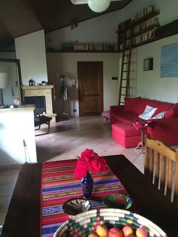 Casa in mezzo al verde Appennino Tosco-Emiliano - Loiano - Casa