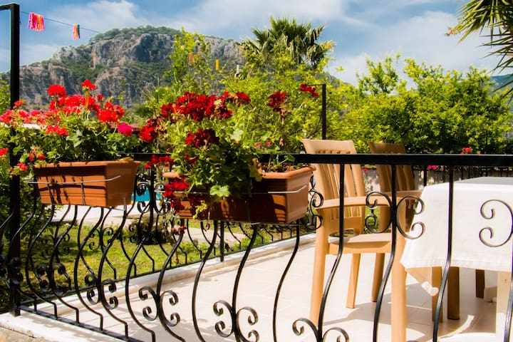 Beautiful Family Run Hotel Apartments in Dalyan - Dalyan Belediyesi - Daire