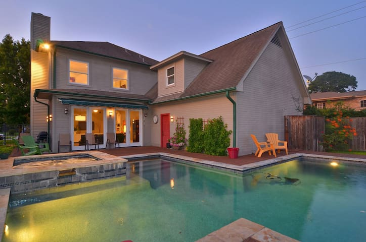 Home in Galleria area - Bellaire - House