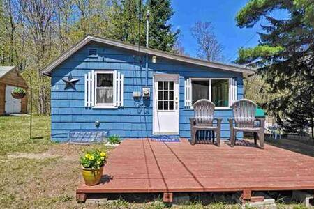 Cozy cottage 5 minutes to Weirs beach