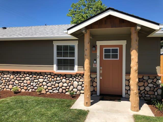 Riverside -Cabin 2 (Brand New Construction)