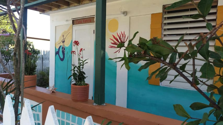 Casa Kanela, vacation home - Culebra - Haus