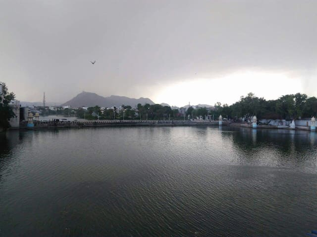 Your #Home on the #Lake Pichola