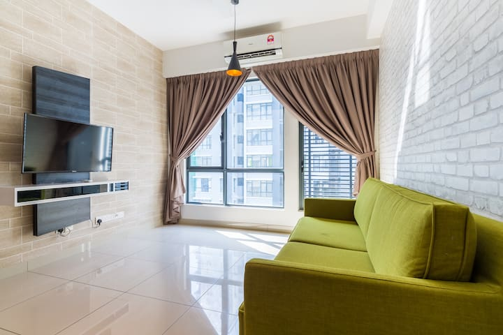 Homestaykite@ Utropolis Suite - Shah alam - Appartamento