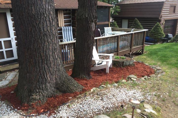 Adirondack Cabin Get-a-way