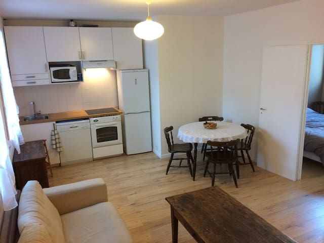 "1 bedroom nearby the tramway to ""La Défense"" Paris - Bezons - Apartment"