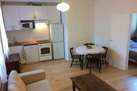 "1 bedroom nearby the tramway to ""La Défense"" Paris - Bezons"