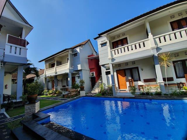 De Pavilla Homestay Bali ( Denpasar city)