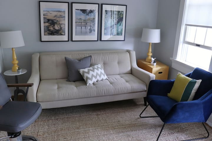 The Fitzgerald House-Convenient & Cozy in Midtown