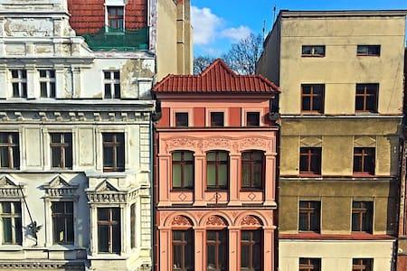 Double Room priv toilette old town - Toruń