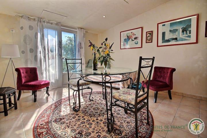Salon privé Chalet Prunelle