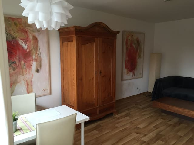 Nice renovated 2 room appartment in Goe-Grone - Göttingen - Apartemen