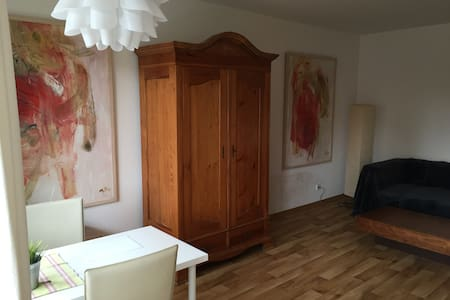 Nice renovated 2 room appartment in Goe-Grone - Göttingen - Appartement