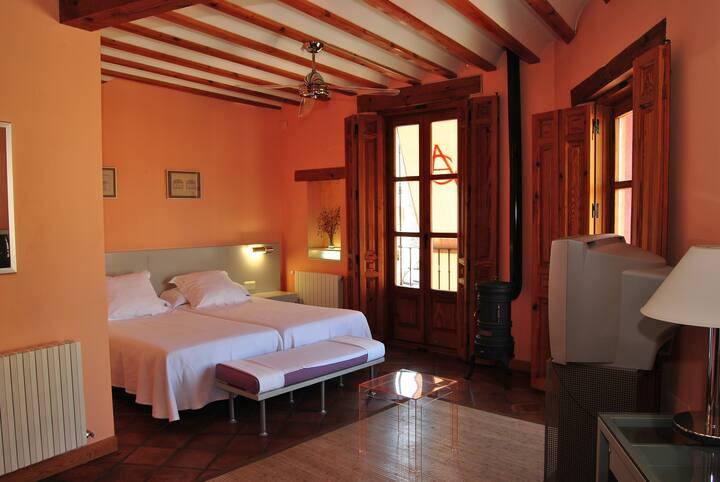 Habitación cerca de Madrid Aranjuez Chinchon