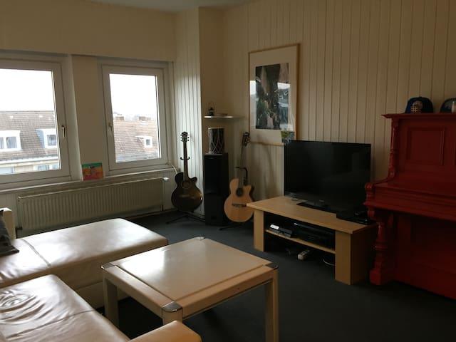 Schönes Doppelzimmer in super Lage - Kassel - Apartamento