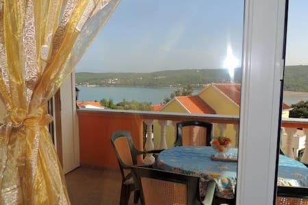 Three bedroom apartment with sea view Rose 533 - Čižići