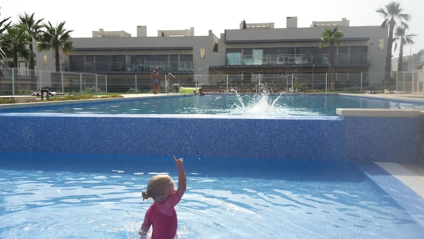 Vistabella Golf appart.  piscine - Orihuela - Apartament