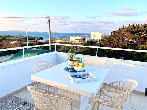 Casa Libellula Private Suite Sea Views & wifi