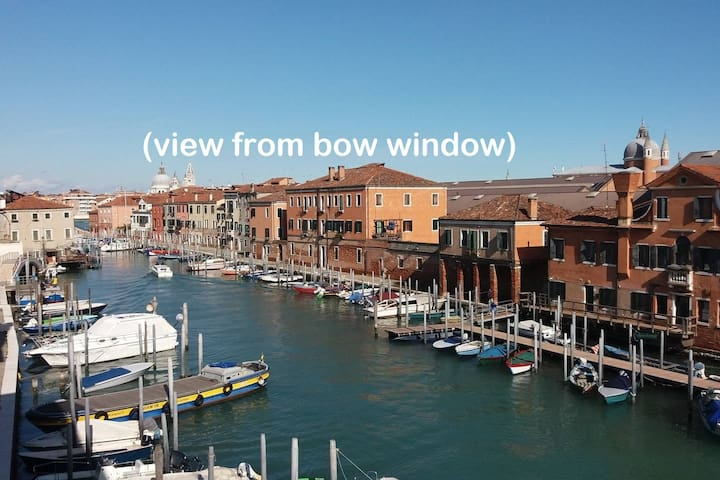 MAGIC LAGOON ! Magnificent lagoon view. - Veneza - Apartamento